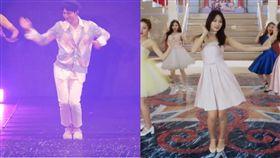 朴寶劍,TWICE/翻攝自인디플레이리스트、JYP YouTube