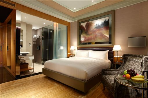 台灣,飯店。(圖/旅遊網站提供)