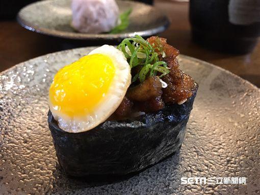 尾牙季好料有鰻魚壽司、頂級炙燒牛肉