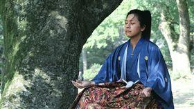 夏道倪把基督教跟佛教思想同時入歌創造重金屬樂新方向。(圖/上海啟動音樂)