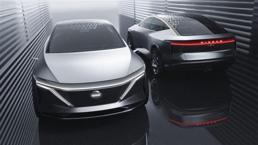 ▲Nissan IMs電動概念車。(圖/翻攝網站)