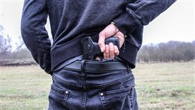 槍,搶劫,搶,強盜,手槍(圖/示意圖/翻攝pixabay)