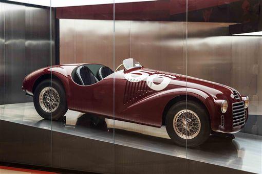 ▲澳門舉辦「Ferrari : Under the Skin」特展。(圖/Ferrari提供)