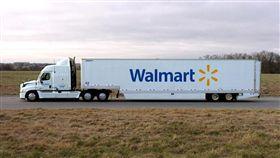 ▲沃爾瑪(Walmart)卡車(圖/翻攝網路)