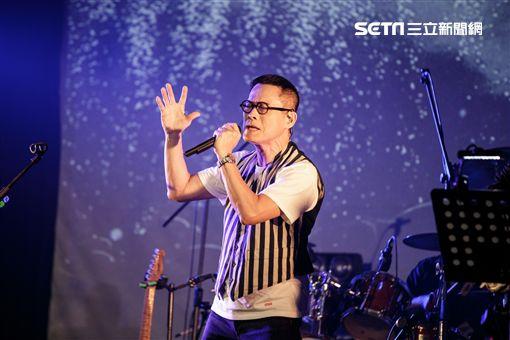 羅大佑將舉行首場台語演唱會,找來蕭煌奇與董事長樂團助陣。(圖/Legacy提供)