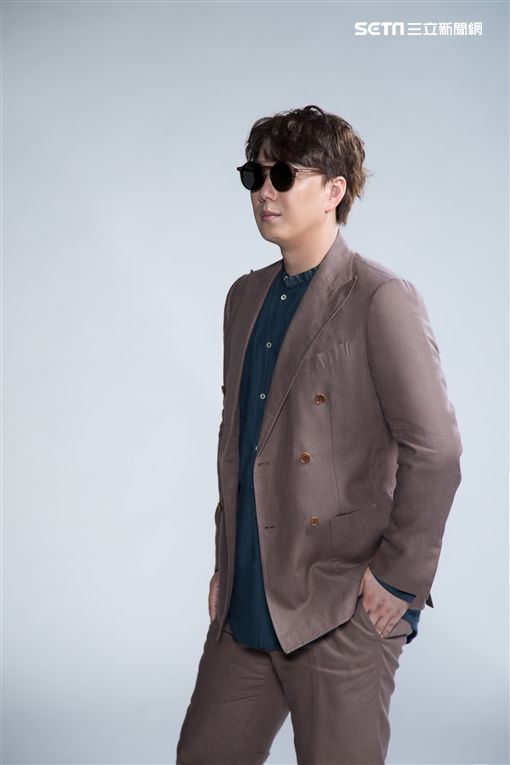 蕭煌奇,為羅大佑首場台語演唱會助陣。(圖/Legacy提供)