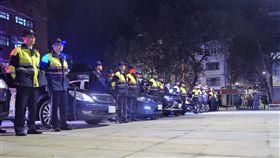 春節加強安全維護工作起跑 瑞芳警總動員誓言護治安(圖/翻攝畫面)