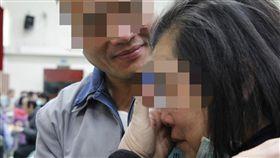 台北,監獄,收容所,受刑人,懇親會(圖/翻攝畫面)