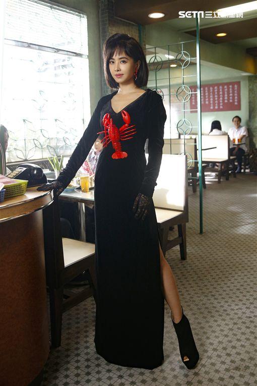 蔡依林「腦公」MV適逢即將過年當賀歲片拍。(圖/索尼唱片)