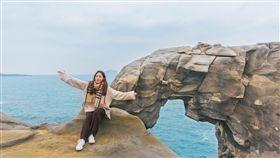 走春路線攻略,象鼻岩,北海岸,深澳。