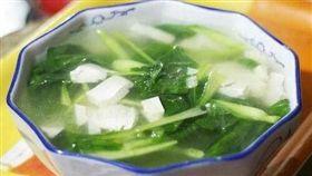 ▲菠菜豆腐湯(圖/翻攝網路)