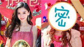 Angelababy,楊穎,變臉,整形/翻攝自微博