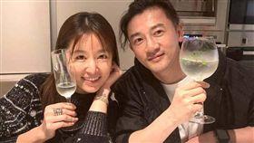 林心如迎接43歲生日,蘇有朋親自下廚。(翻攝臉書)