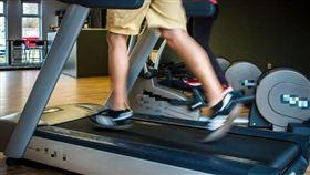 健身房,跑步,運動(圖/PIXABAY)