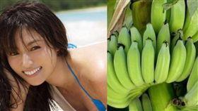 深田恭子香蕉減肥法