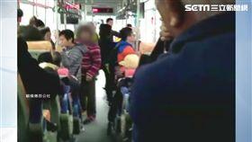 公車搶座位爆口角 翁婦飆罵引乘客側目