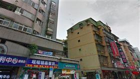 內湖康樂街。(圖/翻攝自GoogleMap)