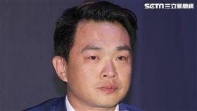 彭政閔記者會宣布退休/記者邱榮吉攝影