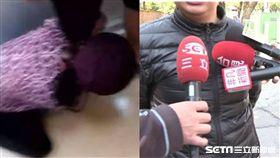 肇事男拒賠 受害者媽媽下跪