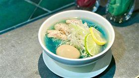 真劍拉麵,藍色雞湯拉麵,師大商圈美食(記者郭奕均攝影)