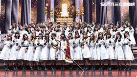 BNK48隊長Cherprang獲得總選舉拿下冠軍寶座。(圖/翻攝自Cherprang IG)