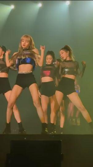BLACKPINK,Lisa,女團,性感舞蹈/翻攝自《LALA LISA》YouTube