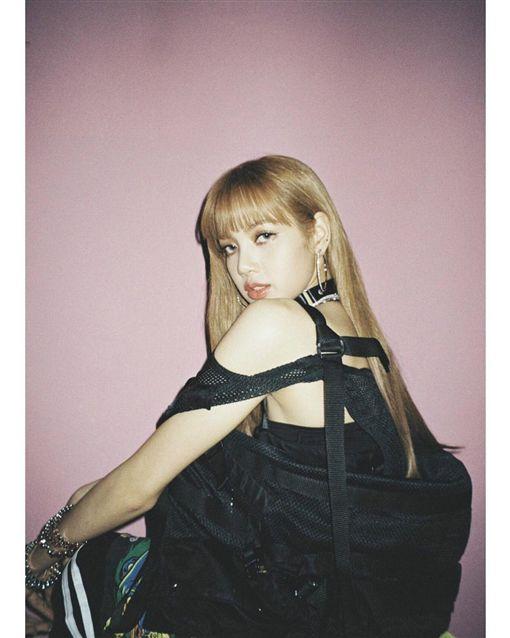 BLACKPINK,Lisa,女團,性感舞蹈/翻攝自Lisa IG