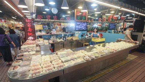 南門市場。(圖/取自台北市市場處網站)