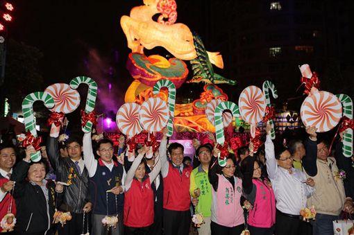 林佳龍1/31臉書公布2020 2021台灣燈會主辦城市