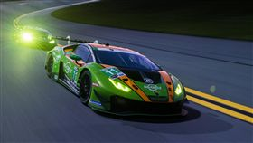 ▲Lamborghini Huracán GT3 EVO稱霸Daytona 24小時耐久賽。(圖/Lamborghini提供)