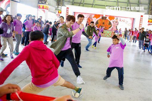 溫昇豪 圖/療癒之手基金會提供