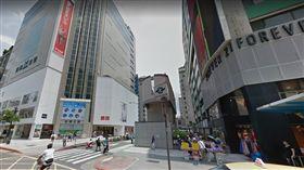 (圖/翻攝自Google Map)台北,東區,捷運,忠孝敦化