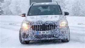 ▲Mercedes-Benz GLB AMG 35(圖/翻攝motor1)