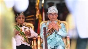 馬來西亞新元首蘇丹阿布杜拉沙(Sultan Abdullah Sultan Ahmad Shah) (圖/翻攝自twitter)