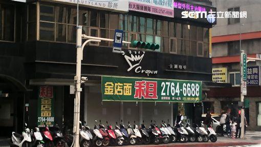 金礦咖啡,市政府商圈。(圖/記者蔡佩蓉攝影)