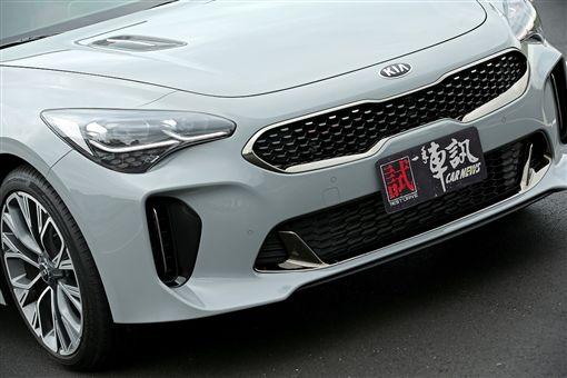 ▲Kia Stinger 2.0 GT-Line(圖/車訊網)