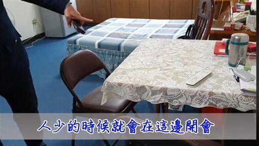 阿仁,局長室,賀新春,台南