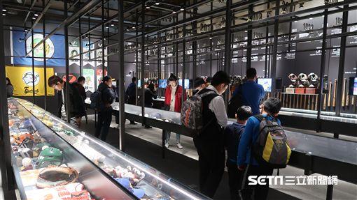 中華職棒30周年特展。(圖/記者王怡翔攝影)