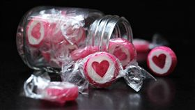 (圖/Pixabay)糖果,硬糖,糖果紙