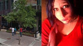 自慰,德州,美國,呻吟,裸露,高潮,飯店, 圖/翻攝自Google Map、臉書