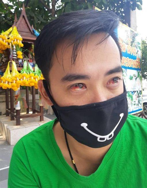 只在曼谷霧霾待1.5小時 男插管5天險斃命/Songsamut SpeedVan臉書