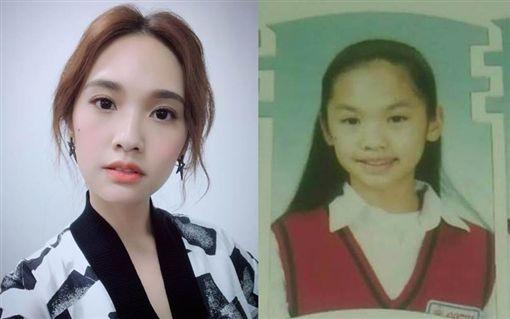 網友翻國小畢業紀念冊 驚見楊丞琳/爆廢公社