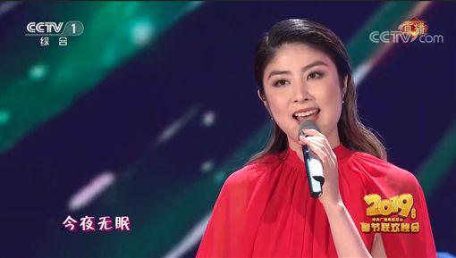 春晚,費玉清,陳慧琳,封麥/翻攝自YouTube