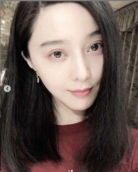 范冰冰(圖/IG)