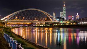 2019,跨年,台北101,煙火,河濱公園,台北市水利處,彩虹河濱公園