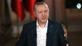 艾爾段談哈紹吉案 不理解美國為何默不作聲土耳其總統艾爾段在訪談中提到記者哈紹吉案表示,無法理解美國為何默不作聲。(土耳其總統府提供)中央社記者何宏儒安卡拉傳真   108年2月4日