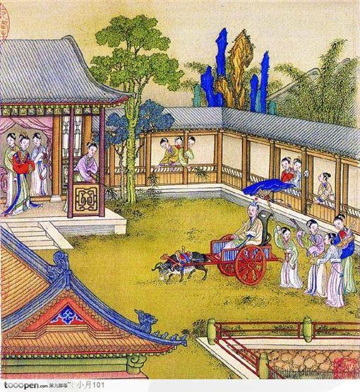古代皇帝侍寢5大方法。(圖/翻攝自今日頭條)