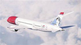 飛機,爆炸,威脅,挪威,客機,降落 圖/翻攝自挪威航空官方