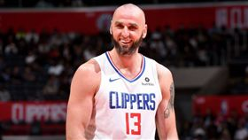 NBA/快艇釋出 波蘭大槌想去勇士 NBA,洛杉磯快艇,Marcin Gortat,金州勇士 翻攝自推特