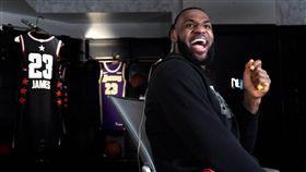NBA/重磅交易!詹皇、西蒙酸沃神 NBA,2019明星賽,LeBron James 翻攝自推特